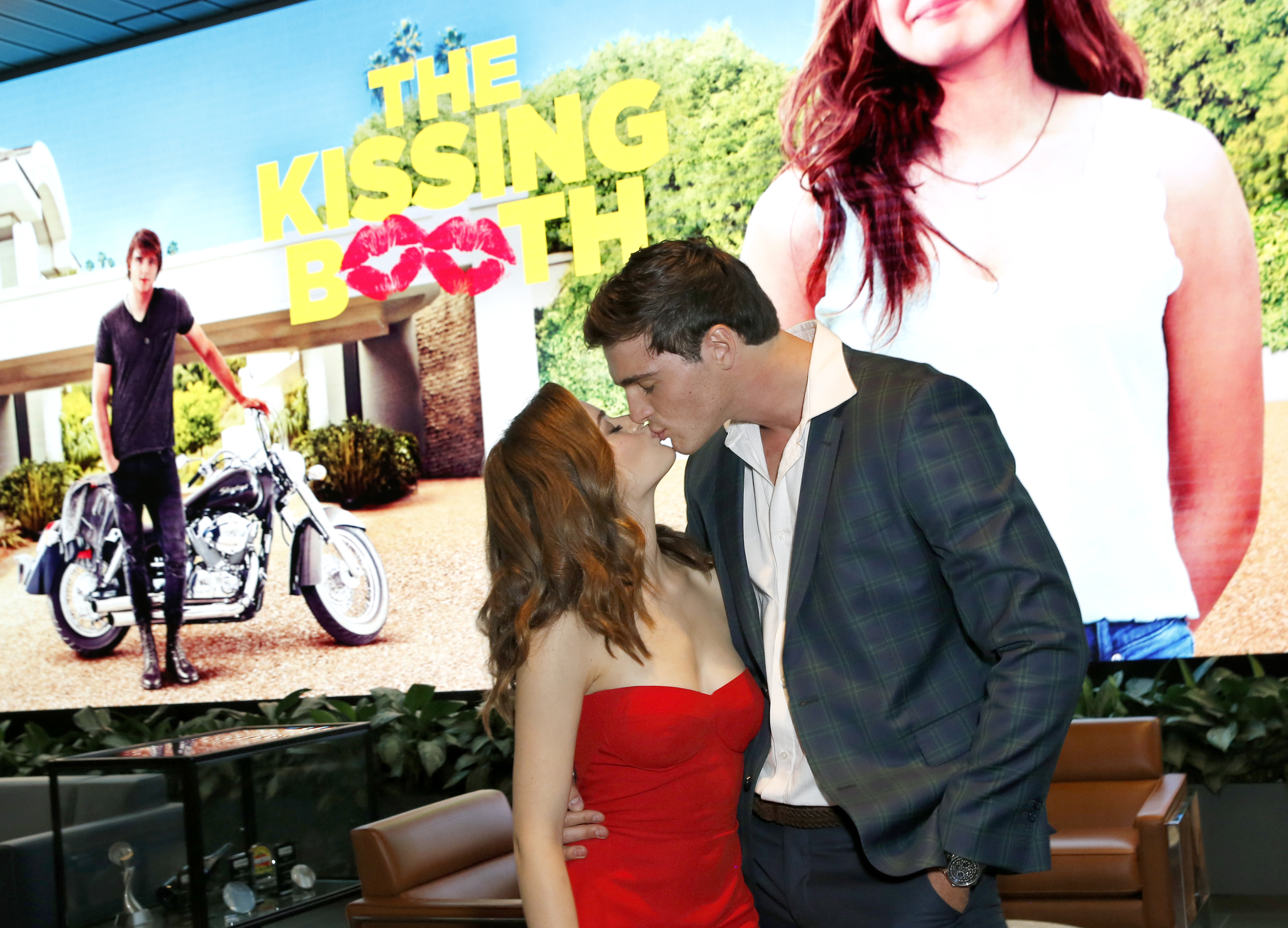 The Kissing Booth 2018 Photo Gallery Imdb