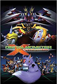 Digimon X-Evolution Poster
