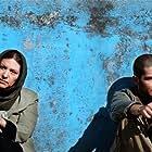 Roya Taymourian and Mohammad Reza Ghaffari in Barf (2014)