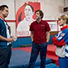 Sebastian Stan, Melissa Rauch, and Thomas Middleditch in The Bronze (2015)