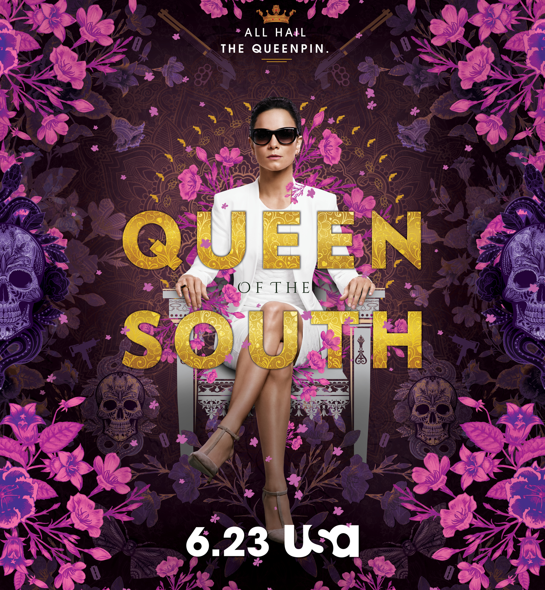 Pietų karalienė (4 Sezonas) / Queen of the South  Season 4 online