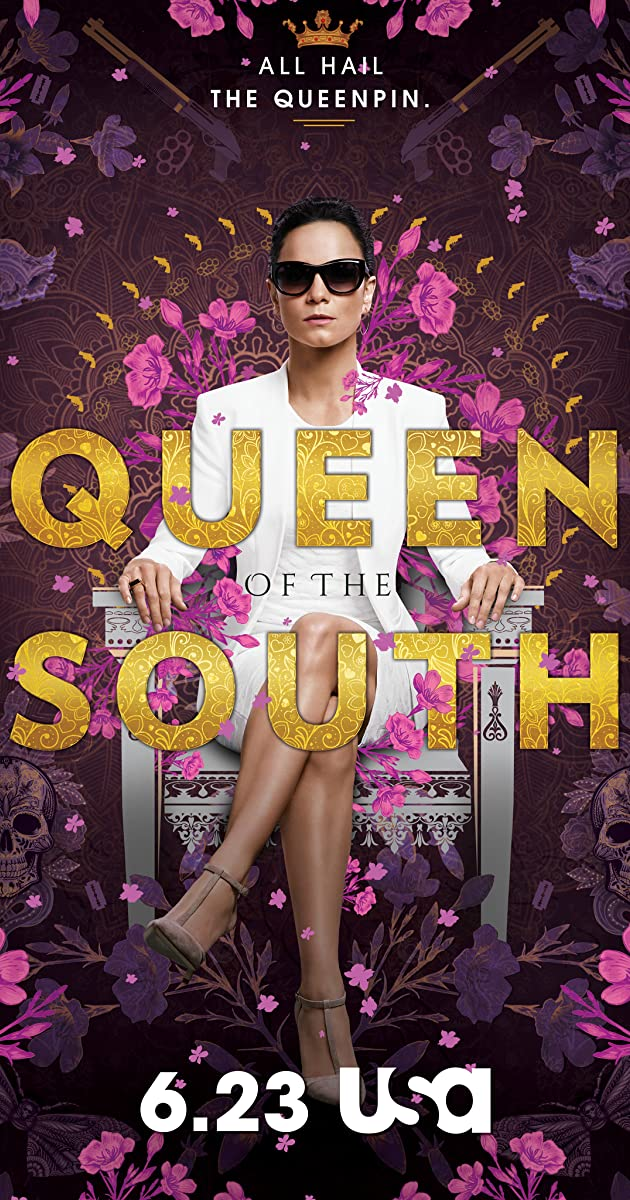 Pietų karalienė 3 Sezonas / Queen of the South  Season 3 (2018)