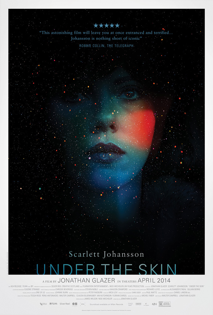 Under the Skin (2013) BluRay 480p, 720p & 1080p