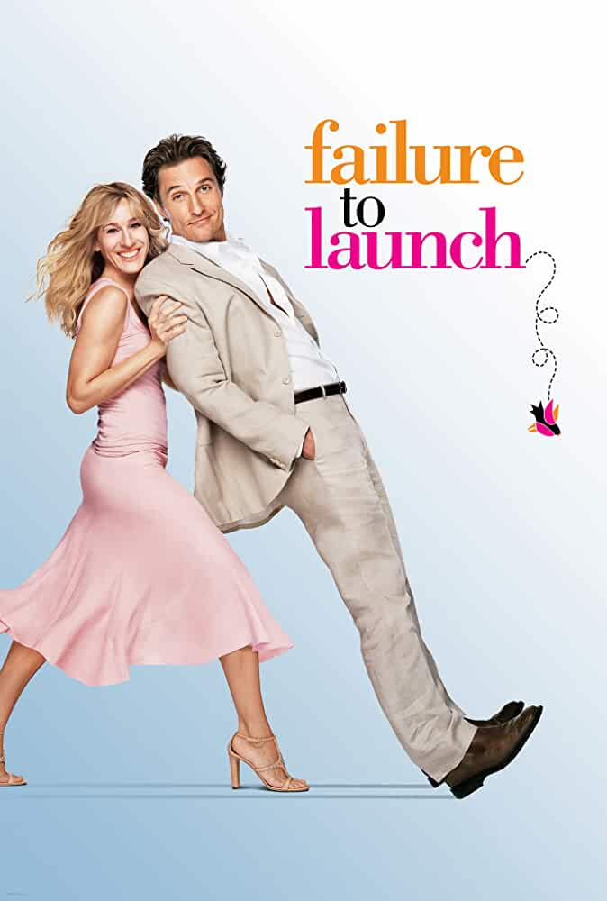 Failure to Launch (2006) Hindi Dubbed
