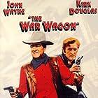Kirk Douglas and John Wayne in The War Wagon (1967)