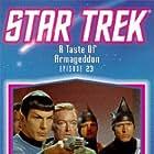 Leonard Nimoy and Gene Lyons in Star Trek (1966)