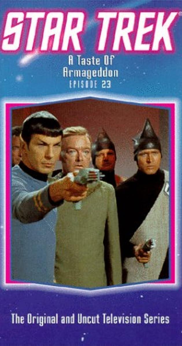 Quot Star Trek Quot A Taste Of Armageddon Tv Episode 1967 Imdb