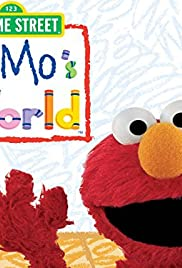 Elmo's World Poster
