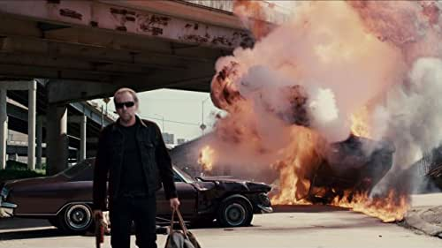 Drive Angry: Comic-Con Preview