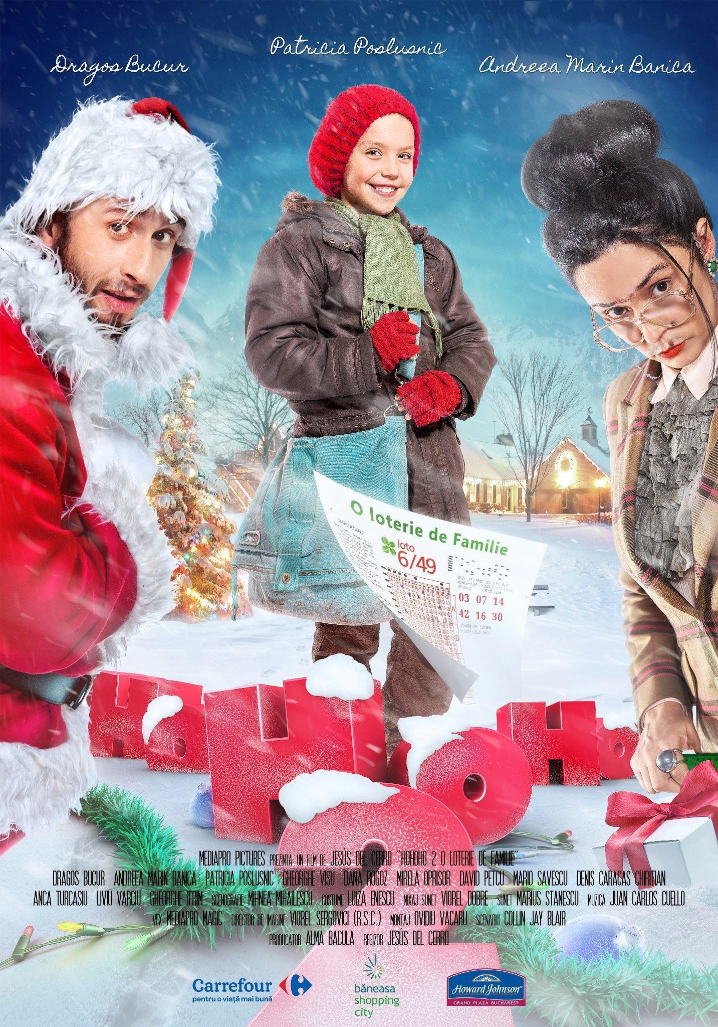 Ho Ho Ho 2: O loterie de familie (2012)