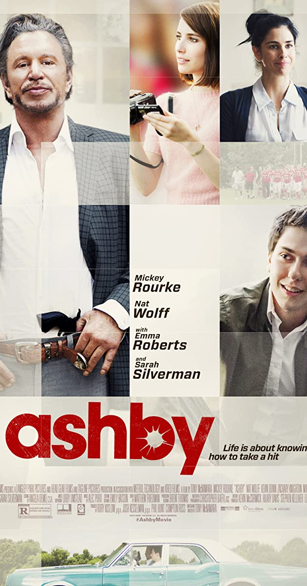 Subtitle of Ashby