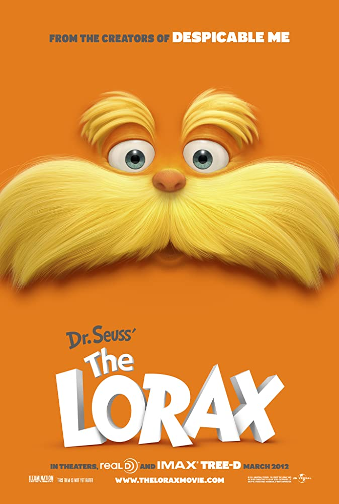 poster for The Lorax