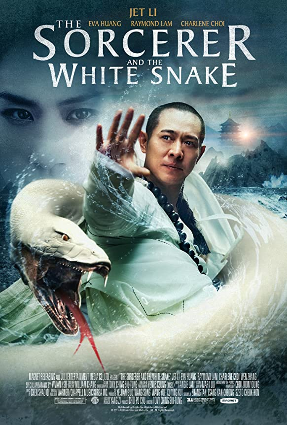 The Sorcerer and the White Snake (2011) Hindi Dubbed
