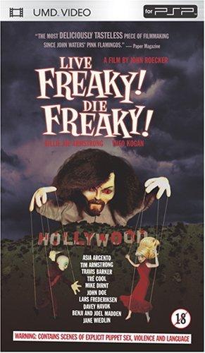 Musical Live Freaky Die Freaky Movie
