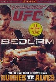 UFC 85: Bedlam Poster