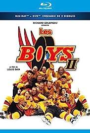 Les Boys II Poster