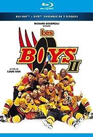 Les Boys II(1998) Poster - Movie Forum, Cast, Reviews