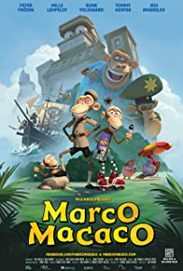 Movie downloads unlimited Marco Macaco [Full]