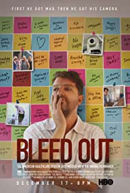 Stephen Burrows in Bleed Out (2018)