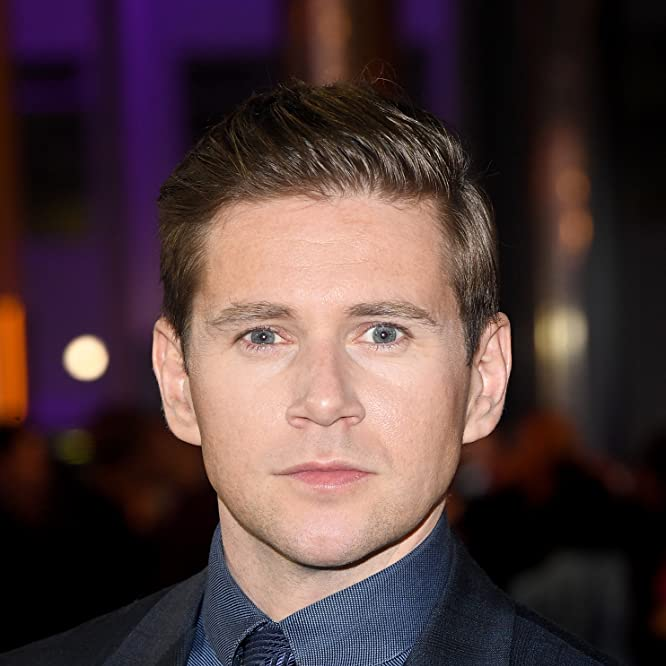 Allen Leech at an event for Bohemian Rhapsody (2018)
