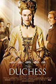 Ralph Fiennes, Keira Knightley, Dominic Cooper, and Hayley Atwell in The Duchess (2008)