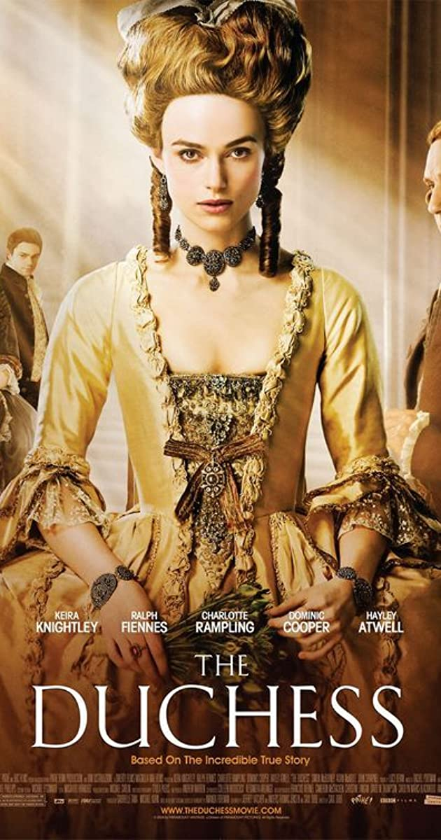 Play or Watch Movies for free The Duchess (2008)