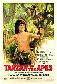 Primary photo for Tarzan of the Apes