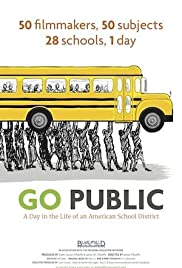 Go Public: A Documentary Film Project Poster