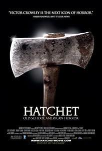 Movie torrents free download Hatchet by Adam Green [4K]