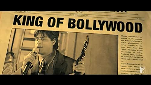 An Indian superstar becomes an unhealthy obsession for a Delhi-based fan.