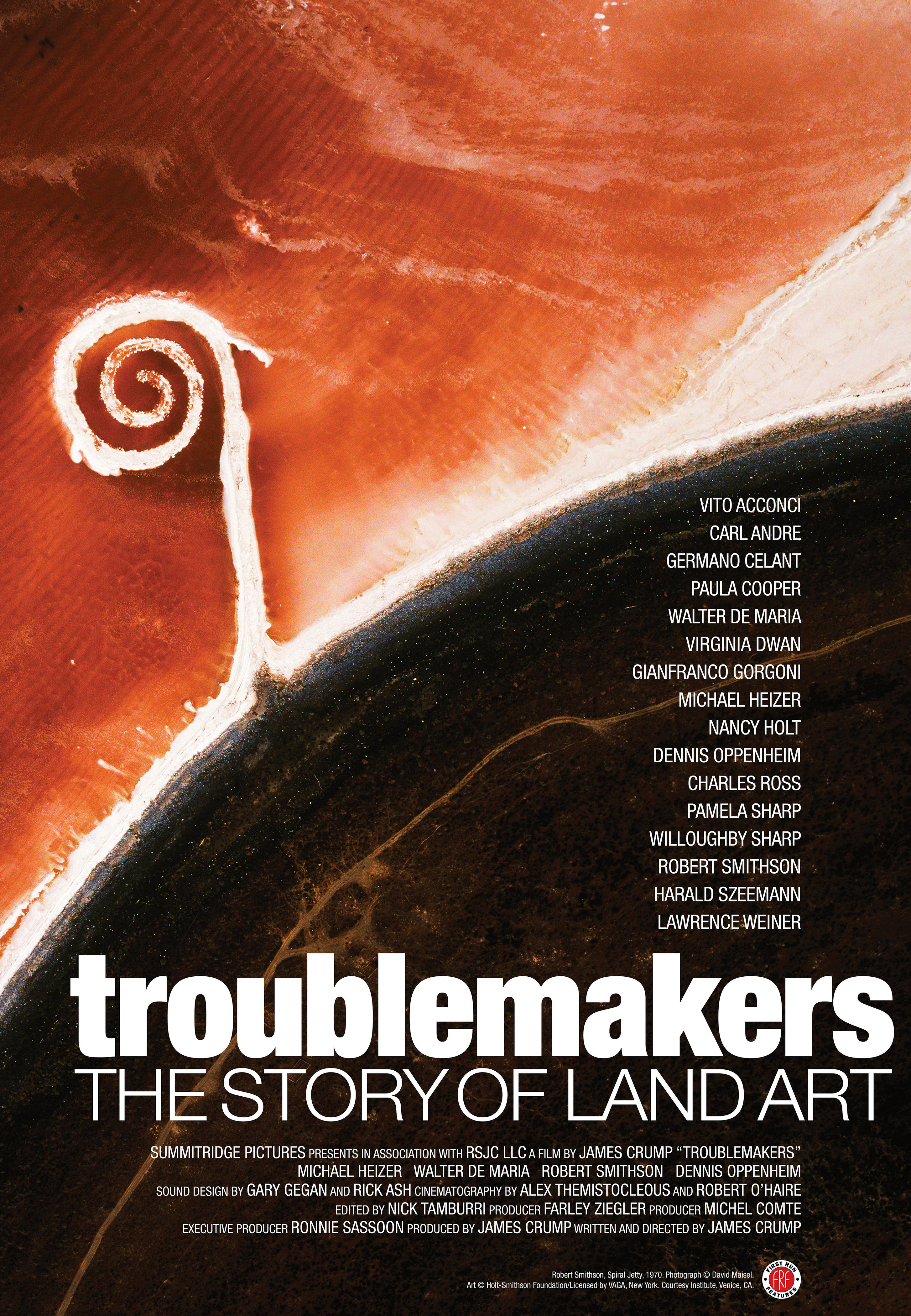 Troublemakers: The Story of Land Art (2015)