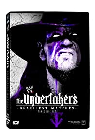 Primary photo for WWE: The Undertaker's Deadliest Matches