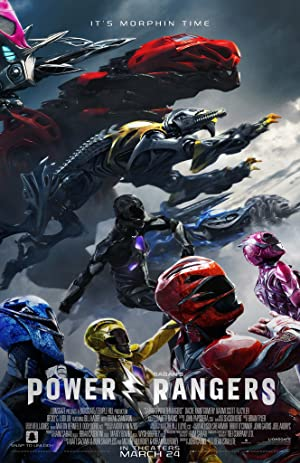 Power Rangers 2017 BRRip 720p 1080p HEVC ESub