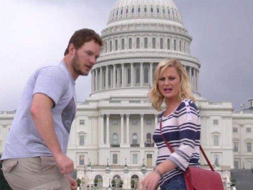 Parks and Recreation: Ms. Knope Goes to Washington   Season 5   Episode 1