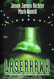 Laserhawk Poster