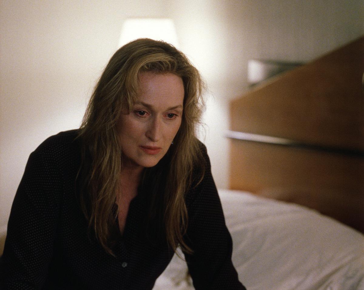 Meryl Streep in Adaptation. (2002)