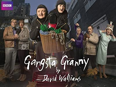Watch up movie Gangsta Granny UK [Avi]