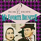 Bob Hope and Dorothy Lamour in My Favorite Brunette (1947)