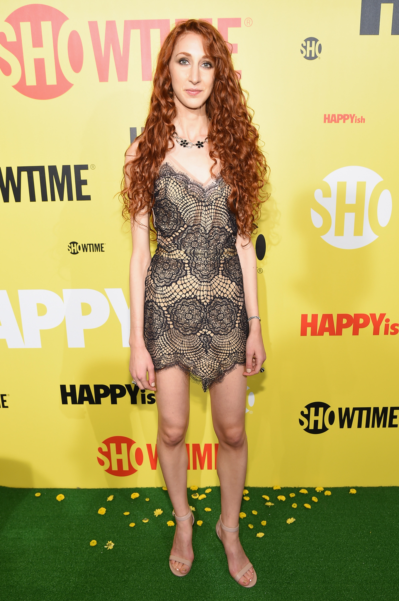 Lauren Culpepper at an event for Happyish (2015)