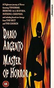 Dario Argento: Master of Horror Italy
