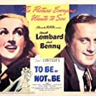 Jack Benny and Carole Lombard in To Be or Not to Be (1942)
