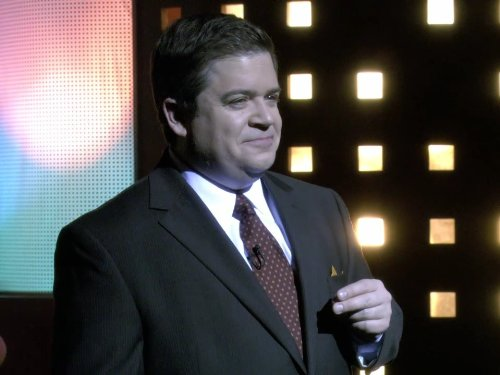 Patton Oswalt in Caprica (2009)