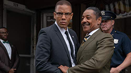 Giancarlo Esposito and Nigel Thatch in Godfather of Harlem (2019)