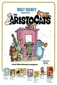 Watch swedish movies The AristoCats by Wolfgang Reitherman [UHD]