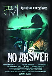 No Answer Poster