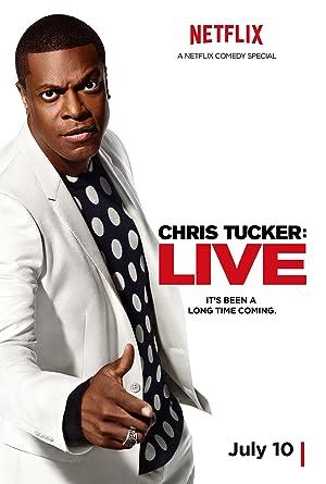 克里斯·塔克 Live 秀 | awwrated | 你的 Netflix 避雷好幫手!