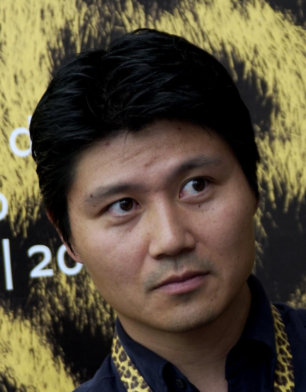 Tadao Matsuno at an event for Bekushiru: 2077 Nihon sakoku (2007)