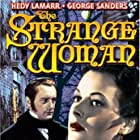 Hedy Lamarr and George Sanders in The Strange Woman (1946)