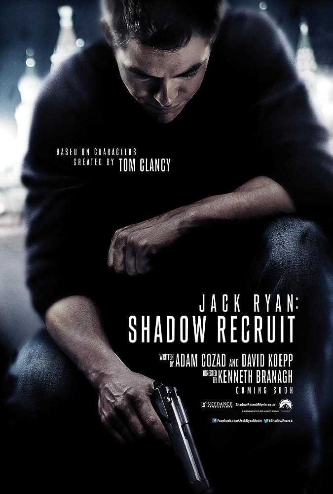 Jack Ryan: Shadow Recruit (2014) Hindi Dubbed
