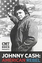 Johnny Cash: American Rebel Poster
